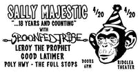 Sally Majestic's 18 Year Party Ft. Spoonfed Tribe at the Ridglea Theater