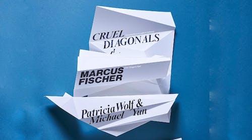 Cruel Diagonals, Marcus Fischer, Patricia Wolf & Michael Yun