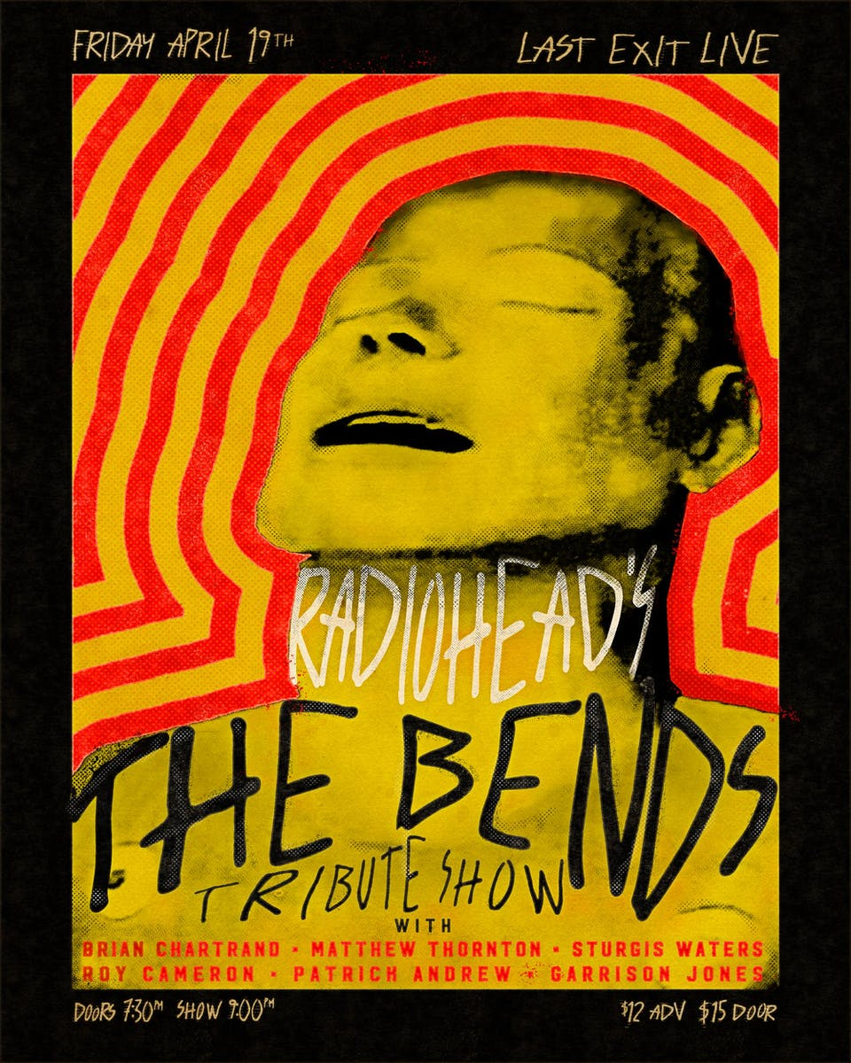 """""""THE BENDS"""" Tribute Show"""