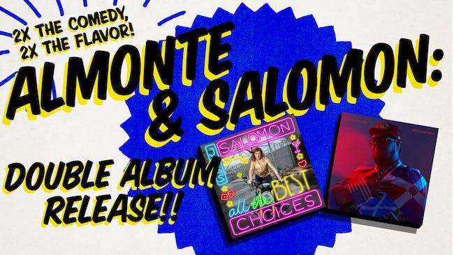 Almonte & Salomon: Double Album Release