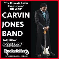 The CARVIN JONES Band