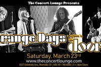 Strange Days Tribute to the Doors w/ Lazy Horse Tribute to Neil Young