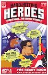 Hard-Hitting Heroes: St. Louis Metal / Hard Rock Tribute Night