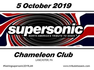 Supersonic at The Lizard Lounge