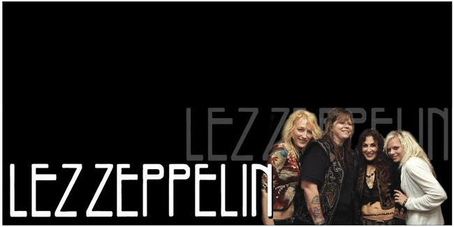 Lez Zeppelin w/ She Said!