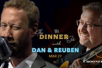 The Dinner Set with Dan & Reuben - No Cover