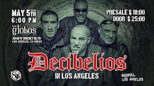 DECIBELIOS (Barcelona) en Los Angeles