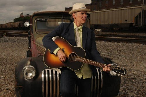 John Hiatt Solo Acoustic The Eclipse Sessions with special guest Logan Ledder