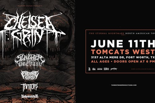 Chelsea Grin – The Eternal Nightmare Tour