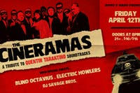 The Cineramas Tribute to Quentin Tarantino Soundtracks
