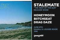 """Stalemate """"The Heat of the Sun"""" release show"""