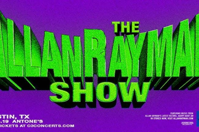 The Allan Rayman Show
