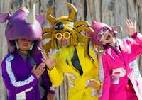 Peelander-Z, Me Like Bees, Birthday Suits