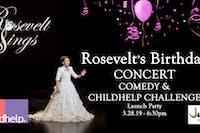 Concert, Comedy & #RoseveltsChallenge Launch Party