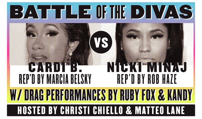 Battle of the Divas: Cardi B vs Nicki Minaj