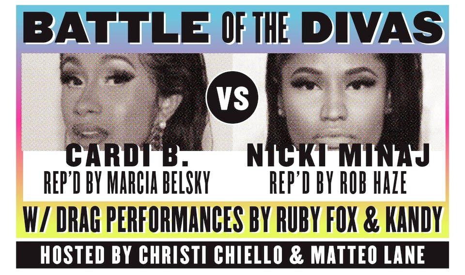Battle of the Divas: Cardi B vs Nicki Minaj