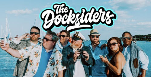The Docksiders - a yacht rock band