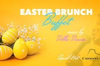 Crooners Easter Brunch Buffet