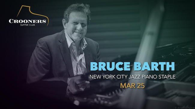 Bruce Barth Trio