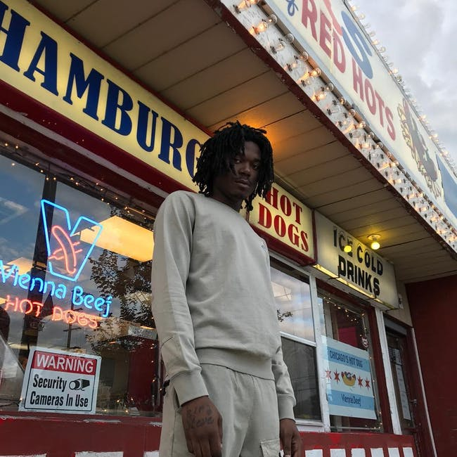 Lucki + Q Da Fool @ Grog Shop (5/18)
