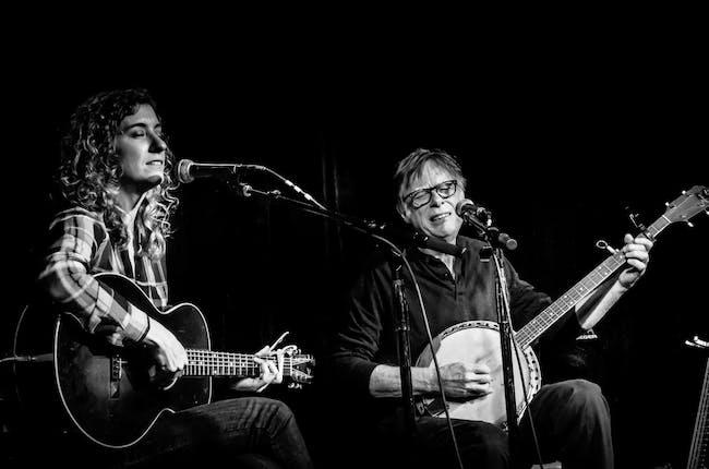 Kieran Kane & Rayna Gellert at The Parlor Room