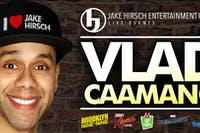 Comedy Night with Vlad Caamano  at The Rec Room