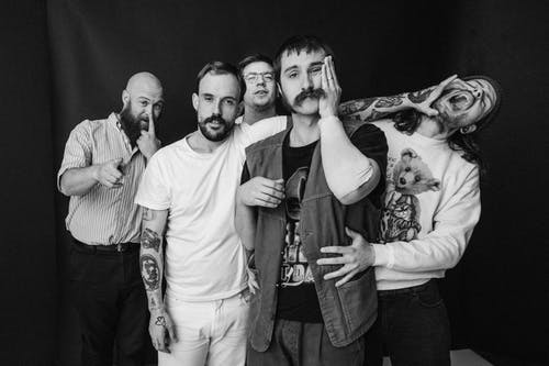 IDLES, A Place To Bury Strangers