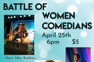 Battle of Women Comedians