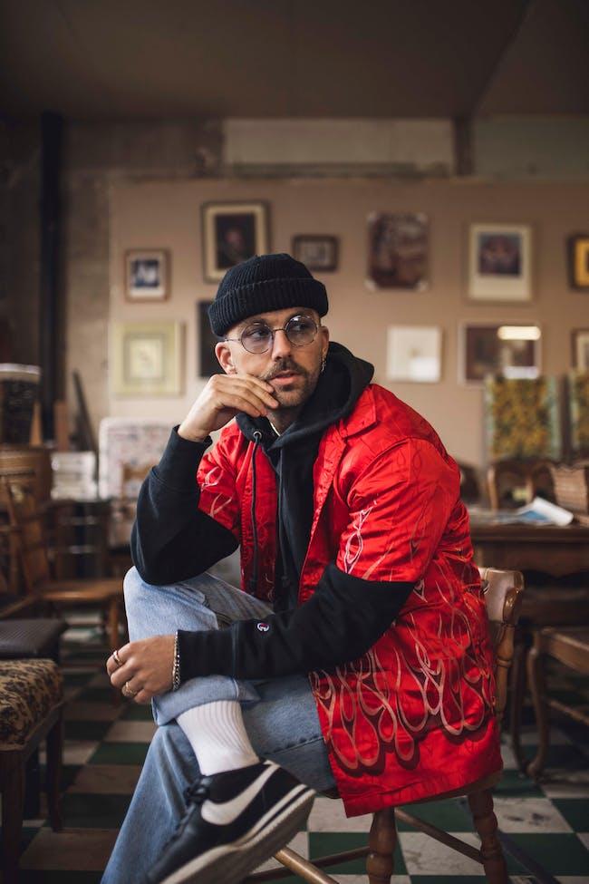 SonReal, DJ Rich-A