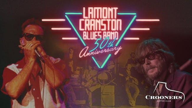 Lamont Cranston Band Featuring Bruce McCabe