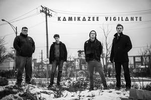 Kamikazee Vigilante hosts the Monday Night Open Jam