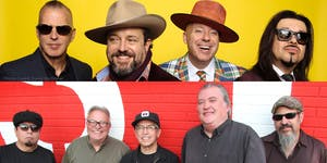 The Mavericks and Los Lobos