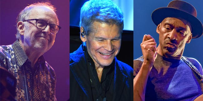DOUBLE VISION REVISITED feat. Bob James, David Sanborn and Marcus Miller
