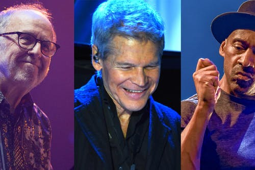 DOUBLE VISION REVISITED featuring Bob James, David Sanborn & Marcus Miller