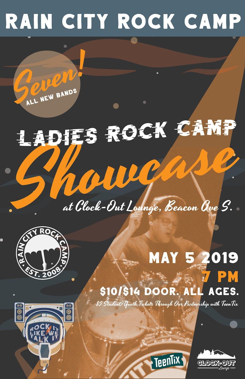 Ladies Rock Camp