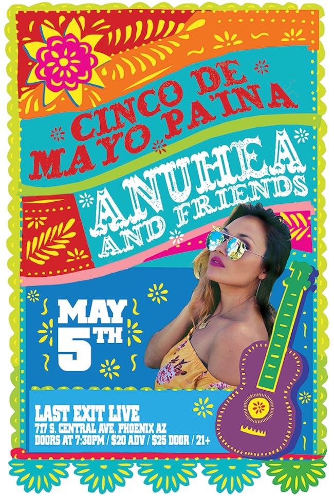 "Anuhea & Friends - ""Cinco de Mayo Pa'ina"""