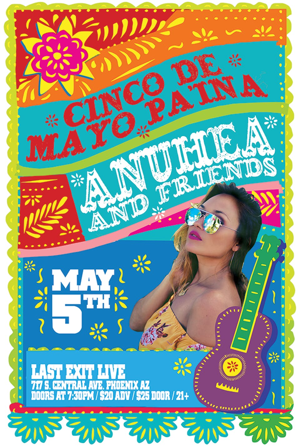 "Anuhea & Friends - ""Cinco de Mayo Pa'ina"""