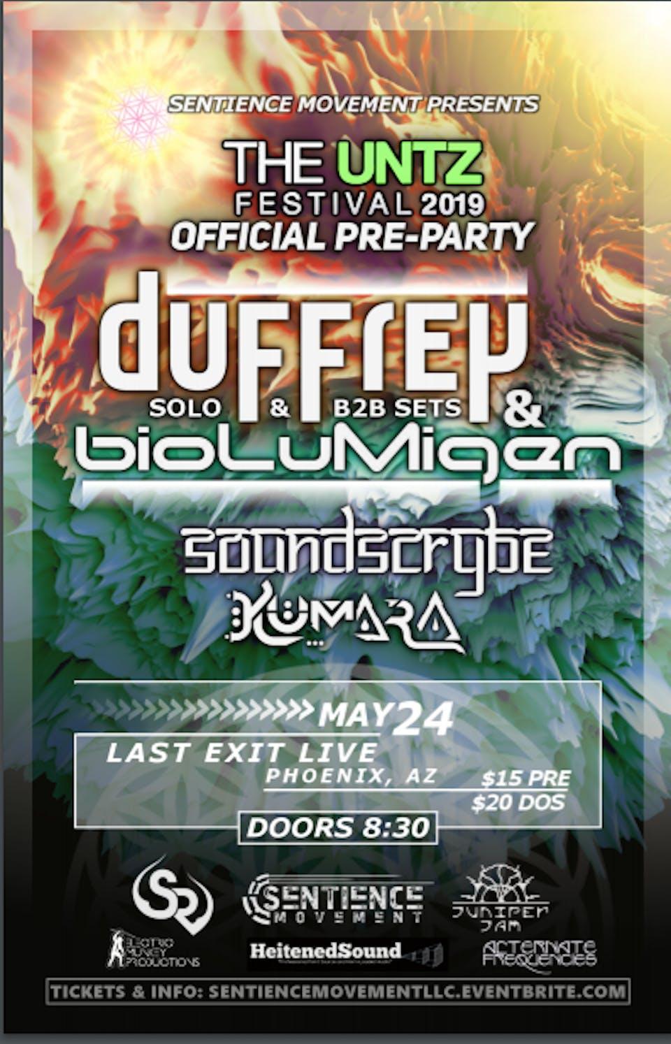 Duffrey & bioLuMigen
