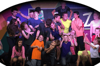 Youth and Teen Improv Summer Camp - June 2019