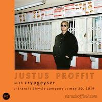 Justus Profitt • Cryogeyser