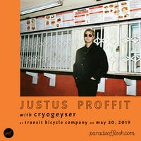 Justus Profitt • Cryogeyser • Ian Salazar
