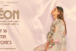 LÉON - You and I Tour - Sold Out