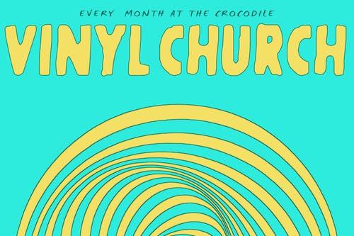 Vinyl Church @ The Back Bar