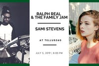 Ralph Real and the Family Jam // Sami Stevens