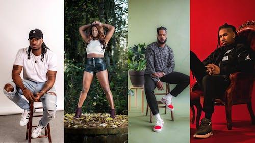 Soul'd Out Festival: Rasheed Jamal, Kingsley, Mal London, DJ VNPRT