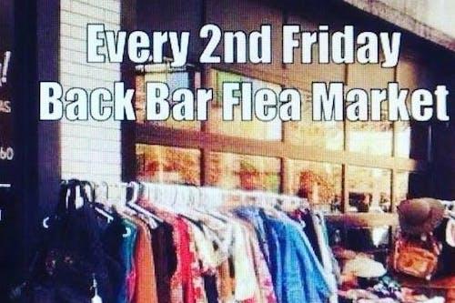 Back Bar Flea Market