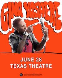 Gina Yashere at Texas Theatre