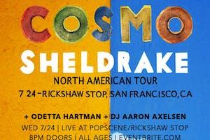 COSMO SHELDRAKE with Odetta Hartman