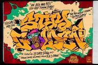 Stay Golden 2:  An 80's & 90's Hip Hop Throwback feat.  DJ Crate Digga