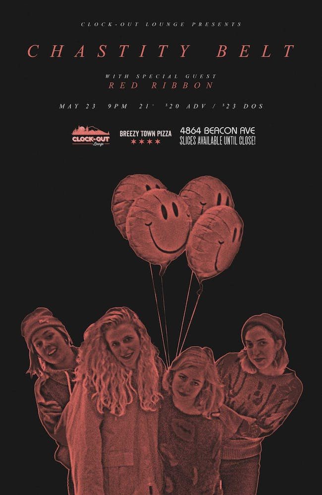 Sold Out! Chastity Belt